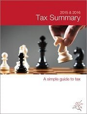 Tax Summary 2015 2016