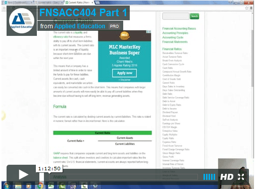 fnsacc404 - classroom recording now available - courses & training
