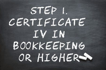 How to become a bookkeeper and BAS agent 2