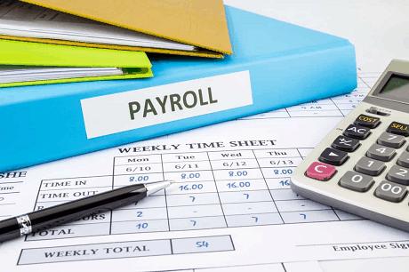 payroll officer